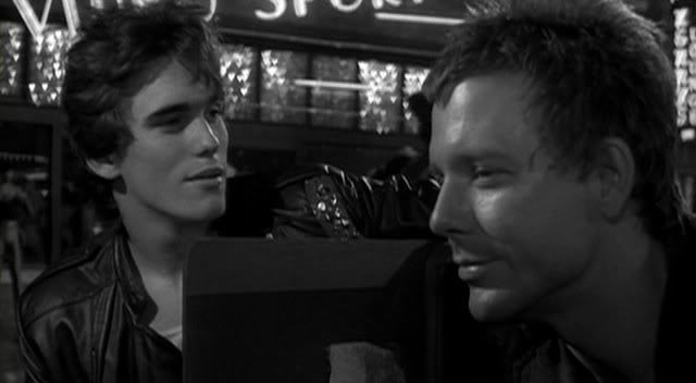 Mickey rourke i thought talent would transcend my for Rumble fish movie