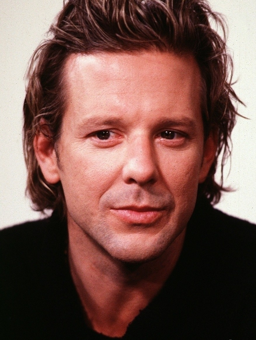 MICKEY ROURKE | I THOUGHT TALENT WOULD TRANSCEND MY OUTSPOKENESS Mattdillon