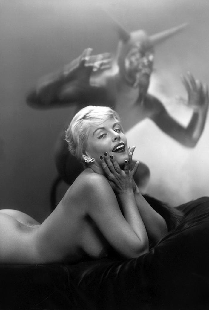 Marguerite Empey Playboy 1954