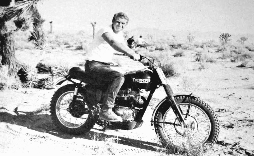 zedisred steve mcqueen 66 popular science what i like in a bike and why. Black Bedroom Furniture Sets. Home Design Ideas