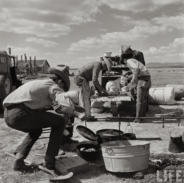 Image result for cookout circa 1949