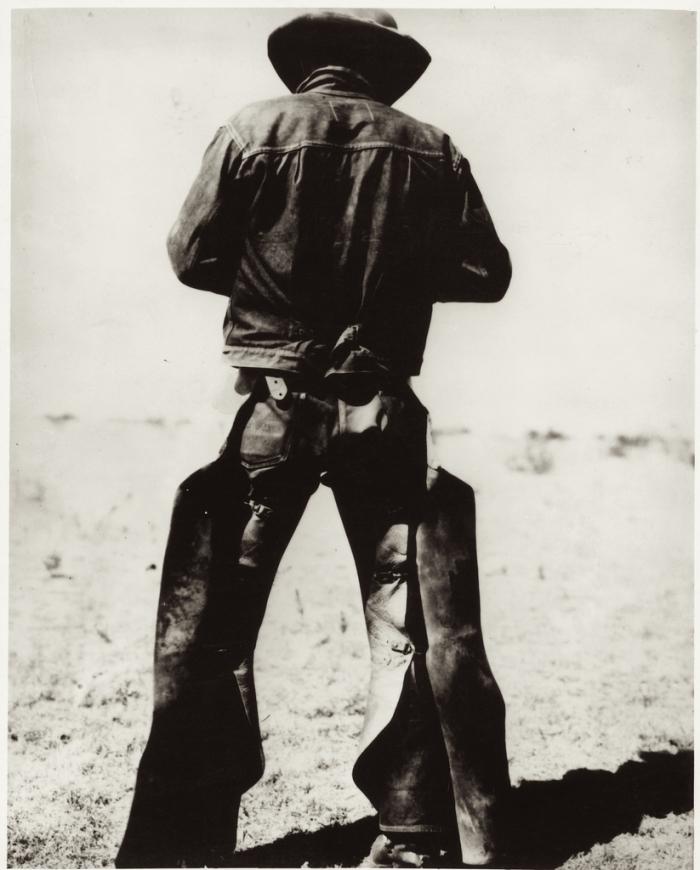 even cowboys get the blues vintage photos of dudes in denim