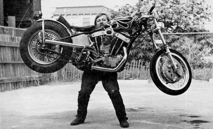 Tsy Friday Fade The Late Night 1970 S Badass Biker