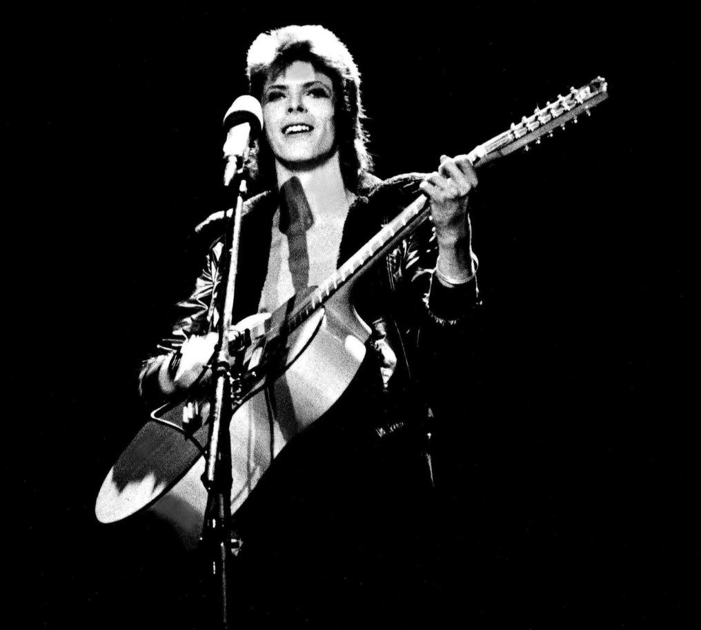 David Bowie Ziggy Stardust Tour Bowie Ziggy Stardust