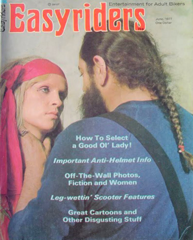 Easy Rider Magazine 1977