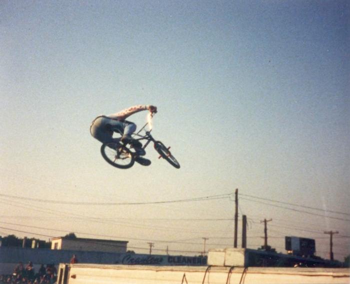 1980 S Old School Bmx Radness Freestyle Flyin Street Stylin