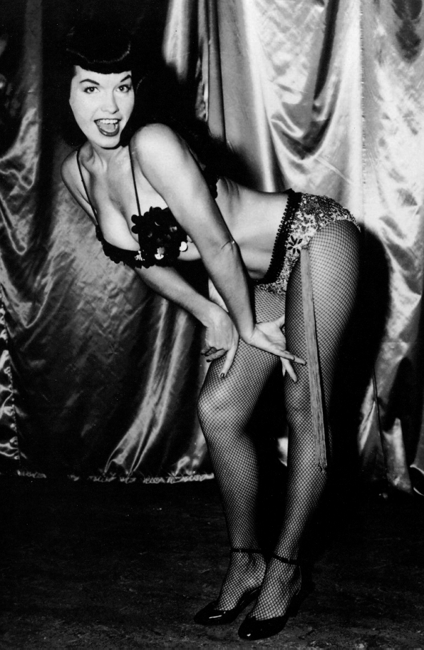 Betty Page Photos: Inspirations, Bettie Page, Bunny Yeager... Legendary