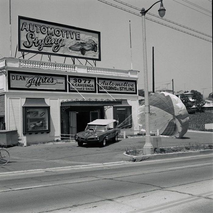Dean Jeffries Pontiac GTO Monkees Car - Monkeemobile