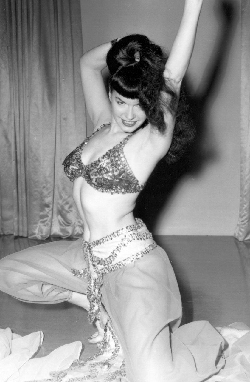 bettie page and bunny yeager legendary queens of pin up. Black Bedroom Furniture Sets. Home Design Ideas