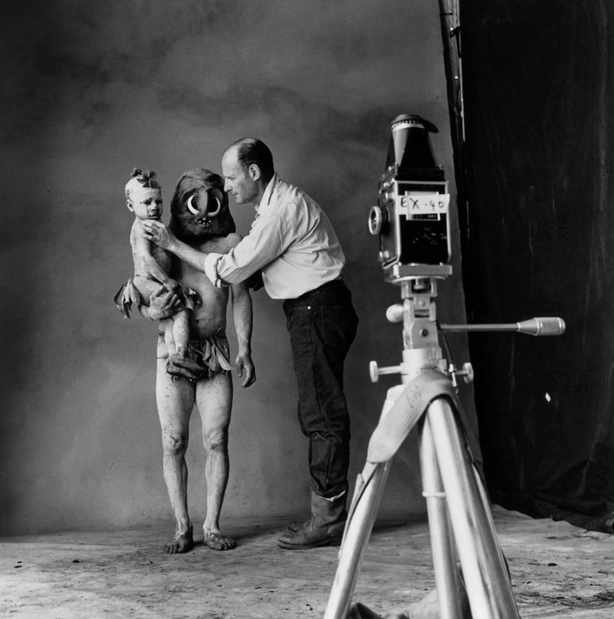 The life and Works of Irving Penn