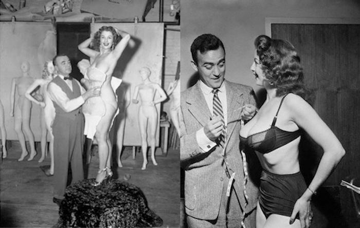 stripper Linda starr