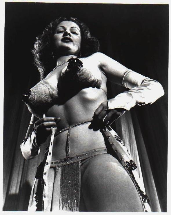 Linda Starr Stripper