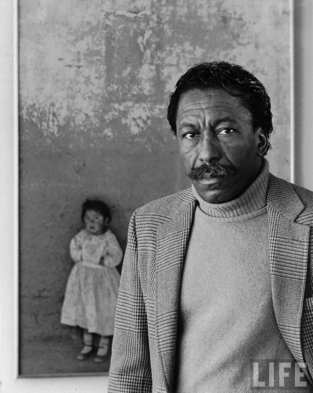 a biography of gordon parks an american photographer Gordon parks worked for the farm security  is celebrated as a photographer,  very much a part of the canon of 20th-century american.