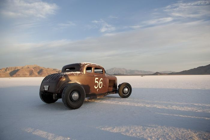 RAY GORDON RAT ROD TSY THE SELVEDGE YARD BONNEVILLE