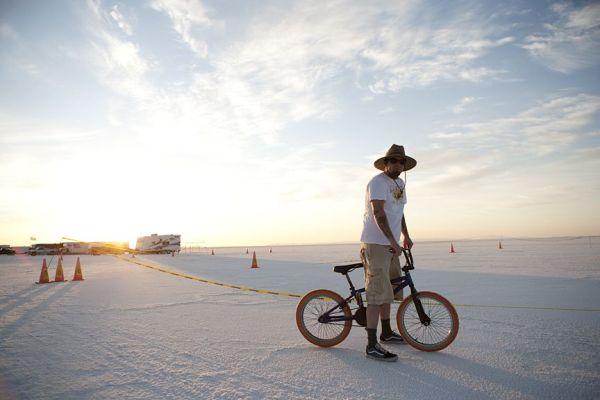 RAY GORDON TSY THE SELVEDGE YARD BICYCLE