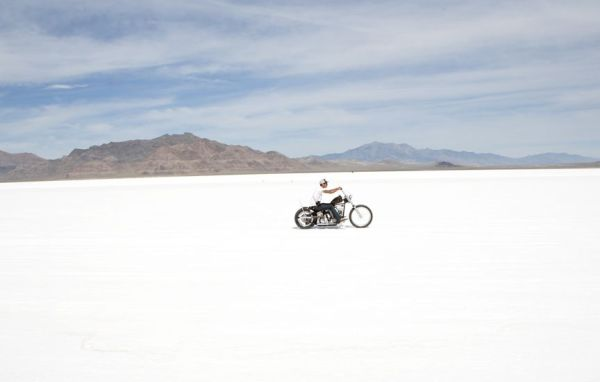 RAY GORDON TSY THE SELVEDGE YARD MOTORCYCLE