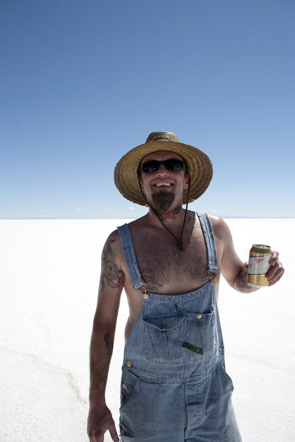RAY GORDON TSY SALT FLATS THE SELVEDGE YARD