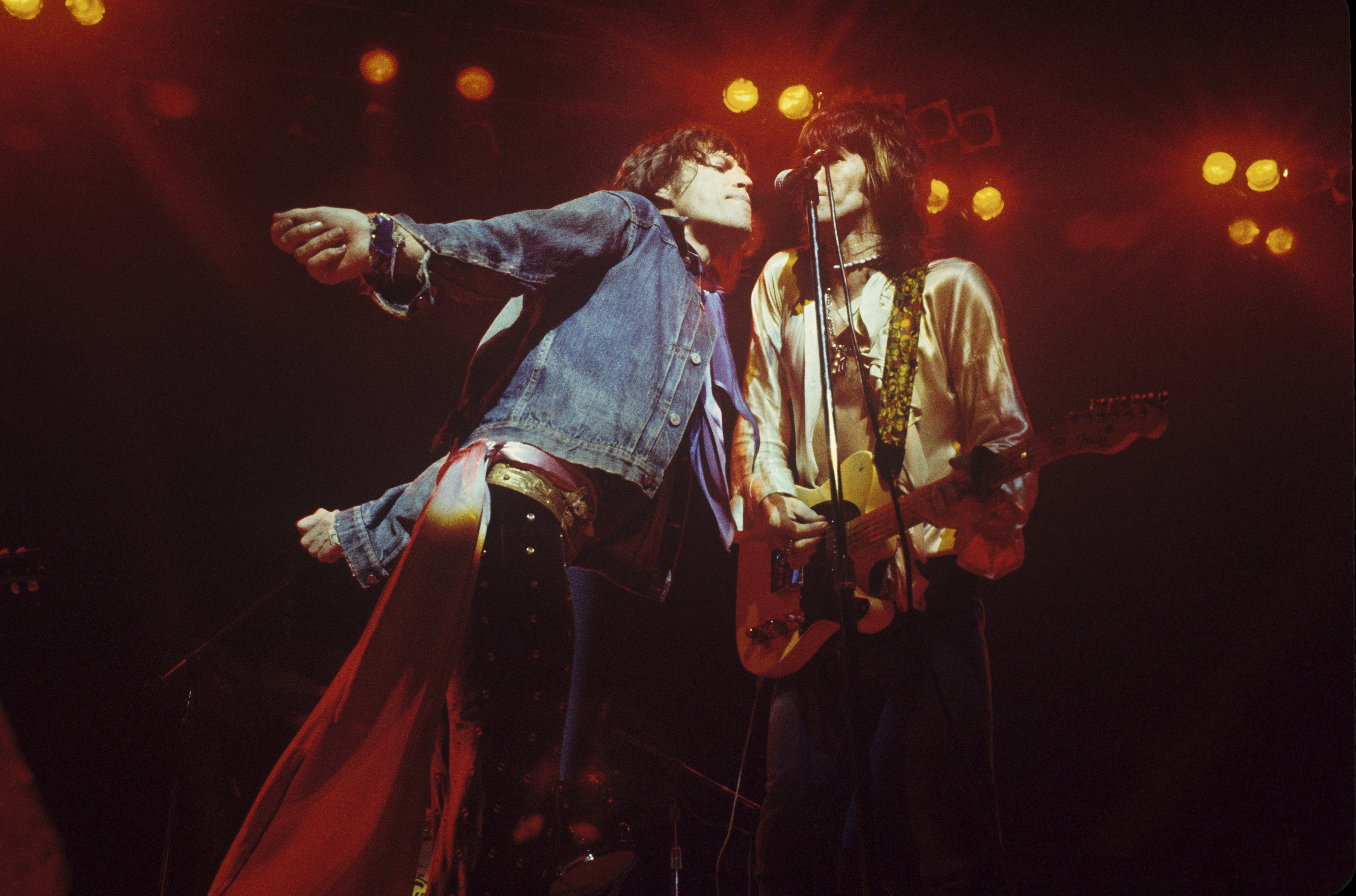 zedisred: THE ROLLING STONES' 1972 AMERICAN TOUR | STP