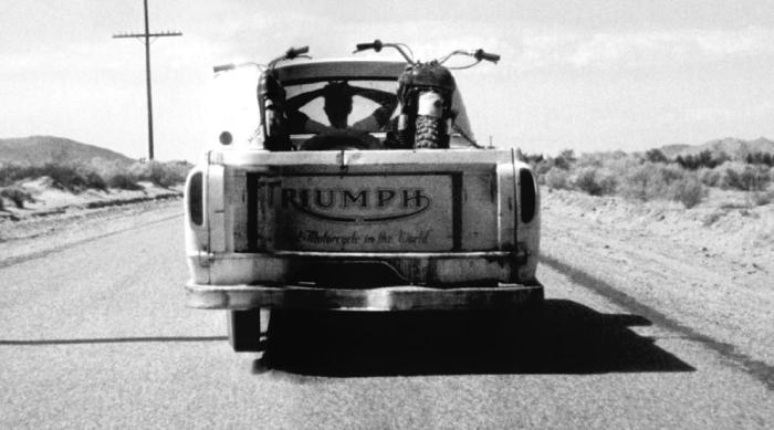 steve mcqueen's triumph pickup truck
