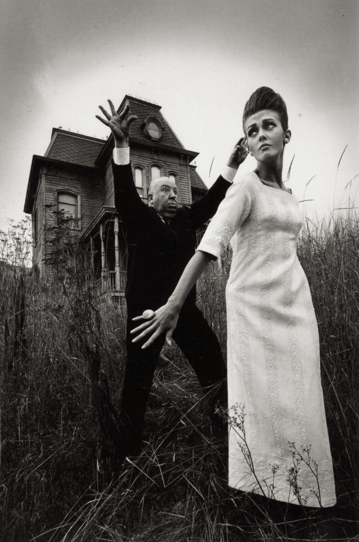 Alfred hitchcock and the making of psycho tsy required for Model house movie