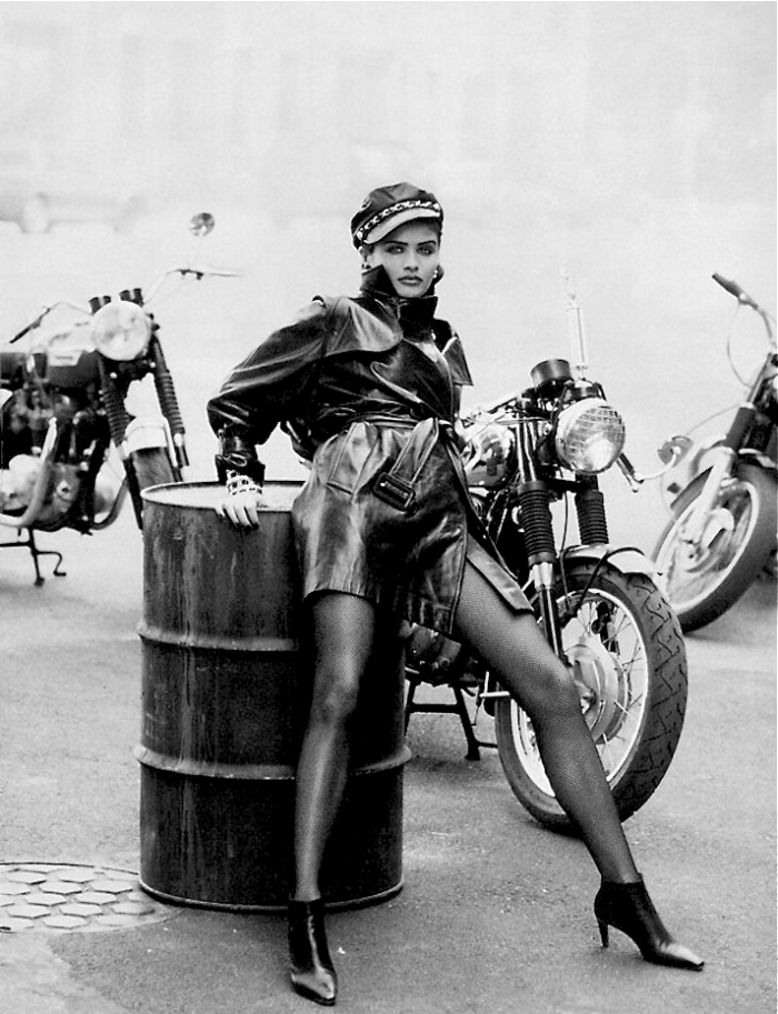 Wild At Heart Vogue 1991 The Epic Photography Of Peter