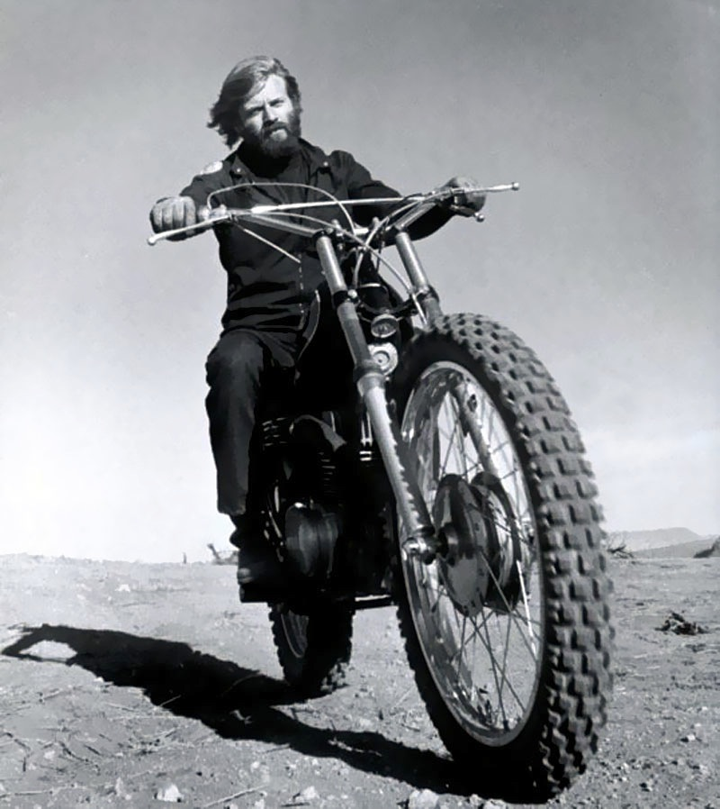 Robert-Redford-Motorcycle