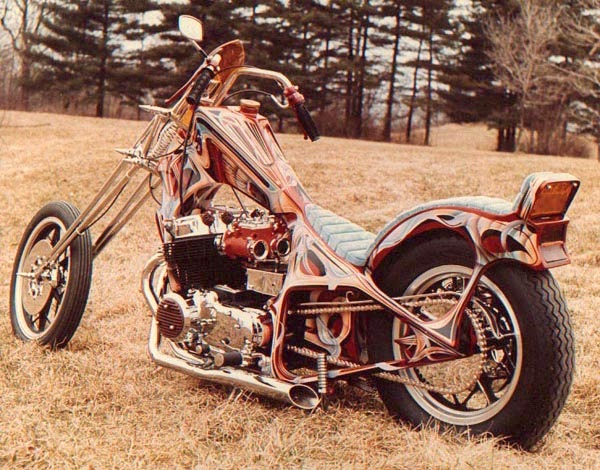 yosemite sam radoff motorcycle 120