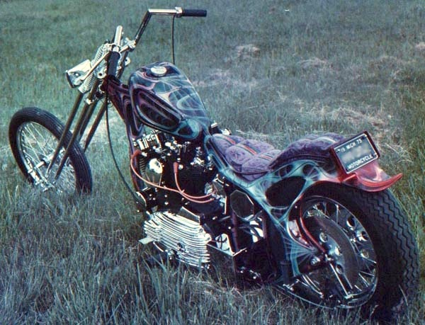 yosemite sam radoff motorcycle 125