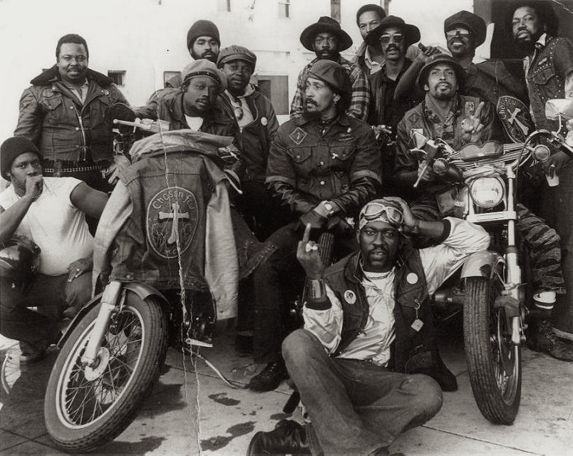 CHOSEN FEW MC MOTORCYCLE CLUB