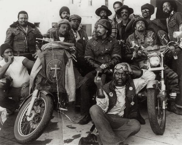 CHOSEN FEW MC MOTORCYCLE CLUB