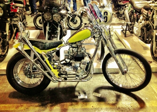LEMON DROP THE ONE MOTORCYCLE SHOW