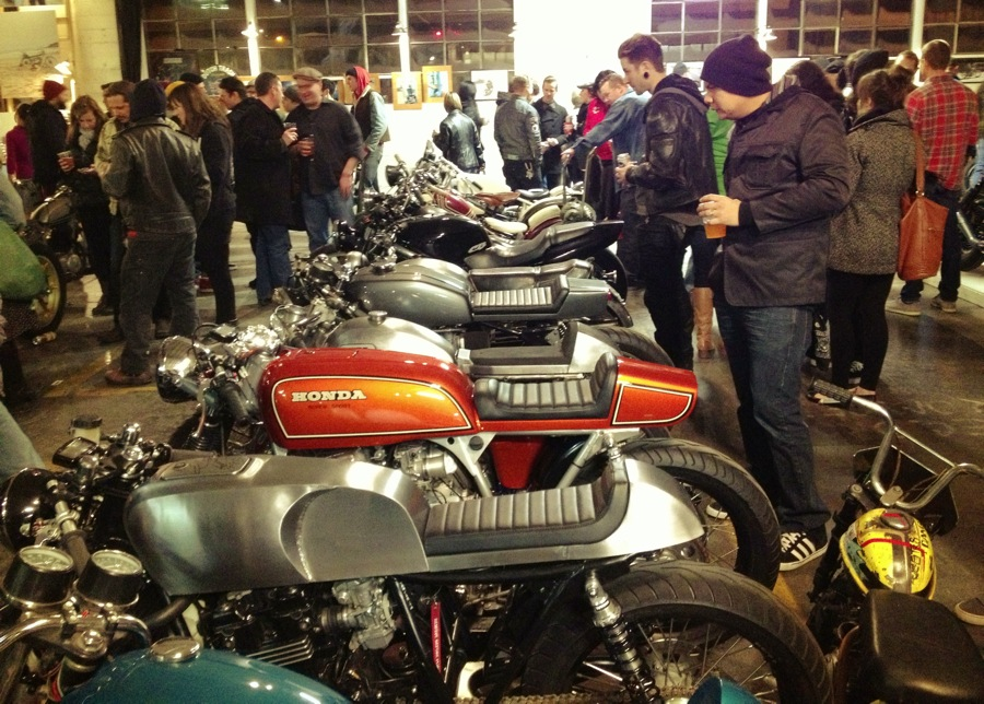THE ONE MOTORCYCLE SHOW ROUNDUP – vcs