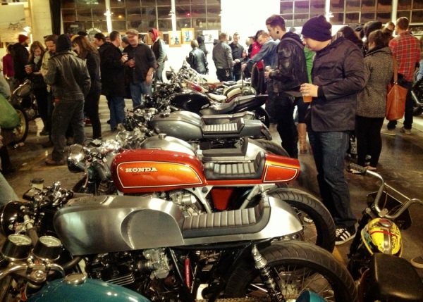 the one motorcycle show portland