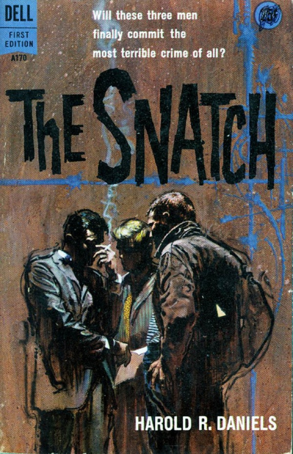 the snatch cover art