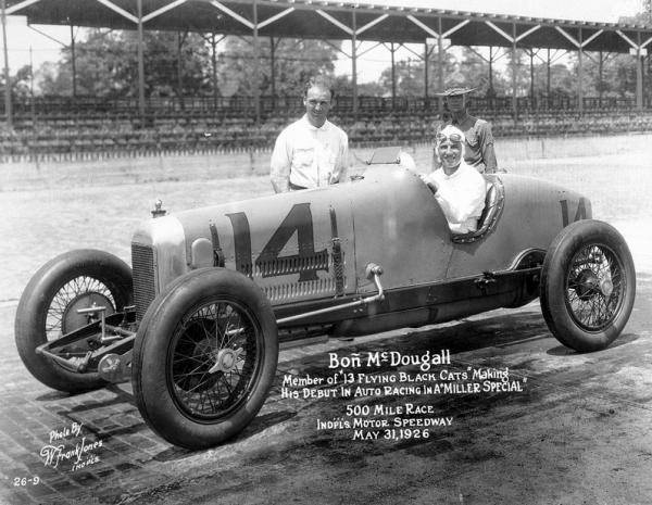 Bon MacDougall Indy 500