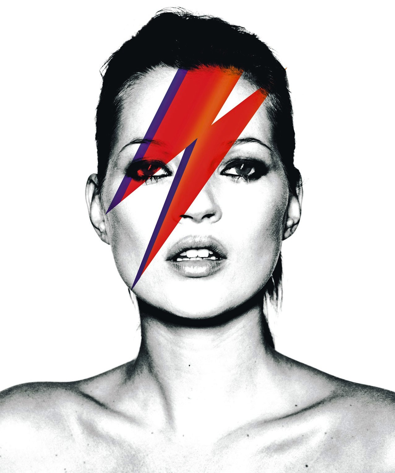 kate moss david bowie aladdin sane vogue
