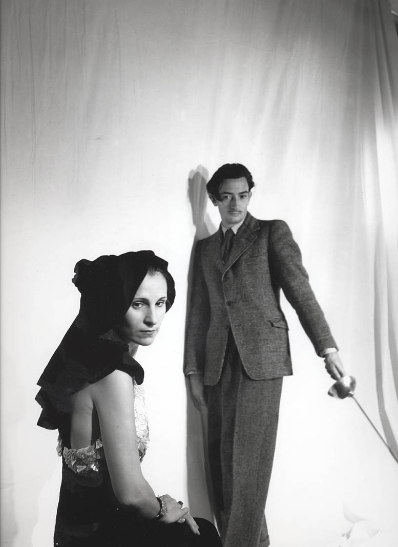 Salvador and Gala Dali, 1936 beaton