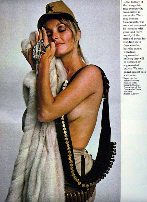 sharon tate esquire magazine mao