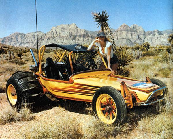dorothy stratten desert dune buggy