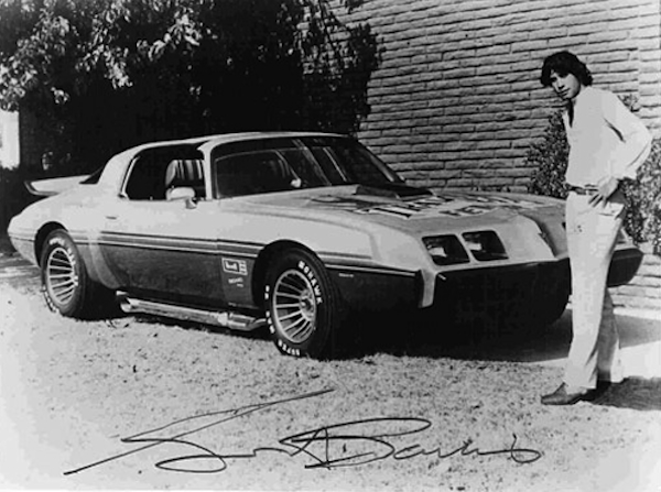 john travolta george barris pontiac firebird fever