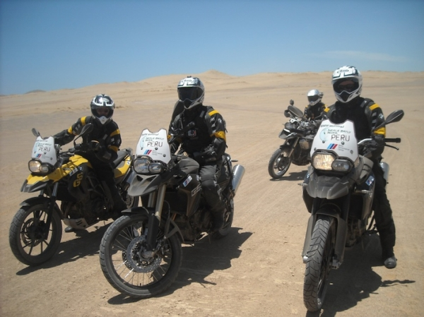 neale bayly rides peru speed show