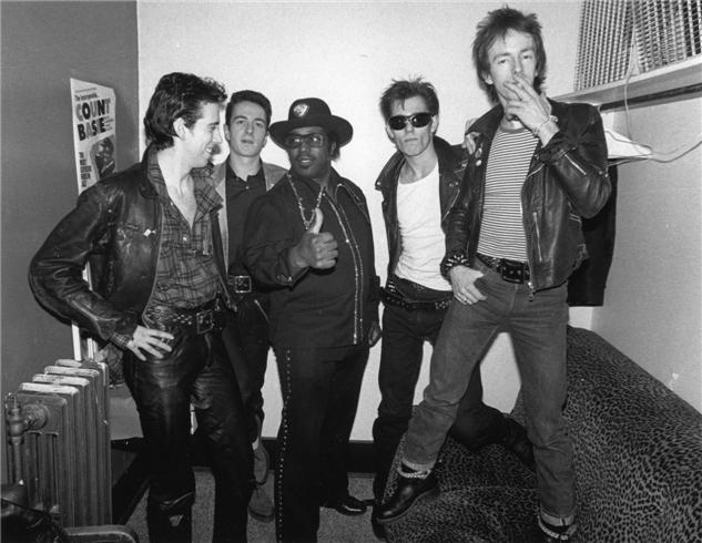 The Clash Bo Diddley 1979