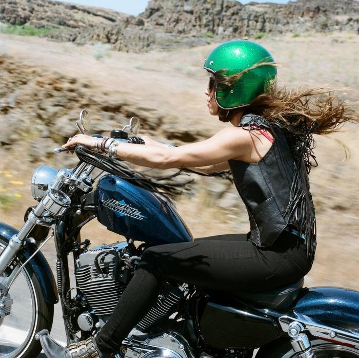 Lana MacNaughton Harley-Davidson