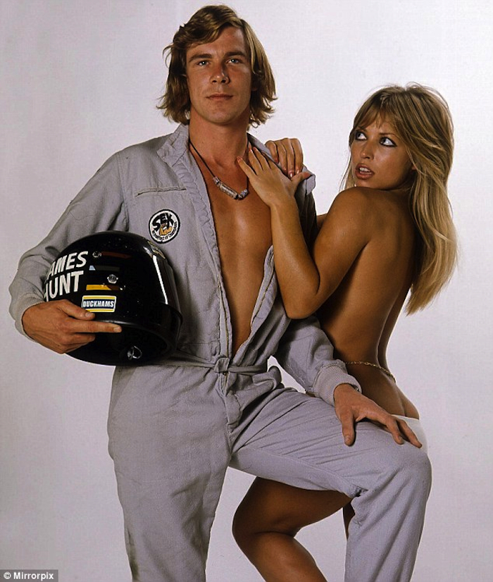 james hunt naked model