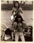ac:dc bon scott angus young concert photo