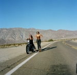 Babes in Borrego — photograph © by Lanakila MacNaughton