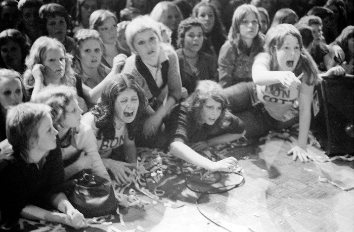 Bon Scott Female Fans Groupies The Selvedge Yard