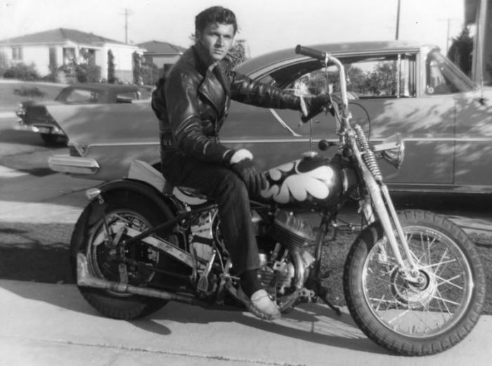 Dick Dale 1941 harley