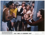 fast times at ridgemont high locker room fight scen lobby card