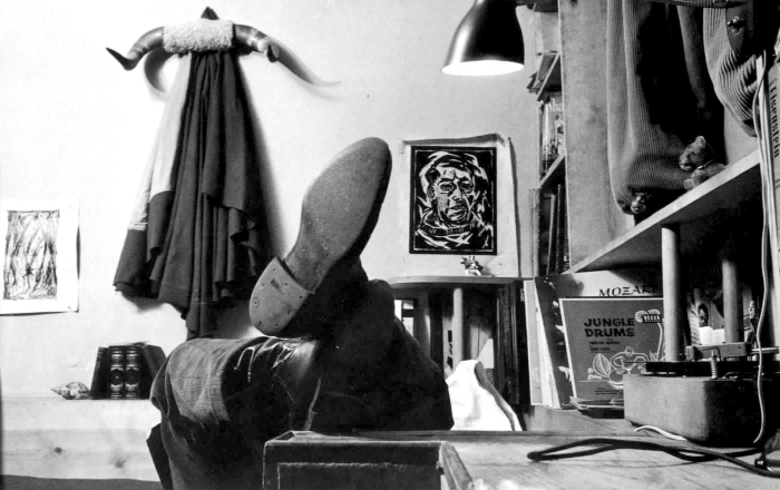 James Dean apartment nyc dennis stock